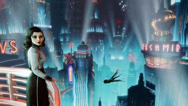 BioShock Infinite DLC takes players back to Rapture