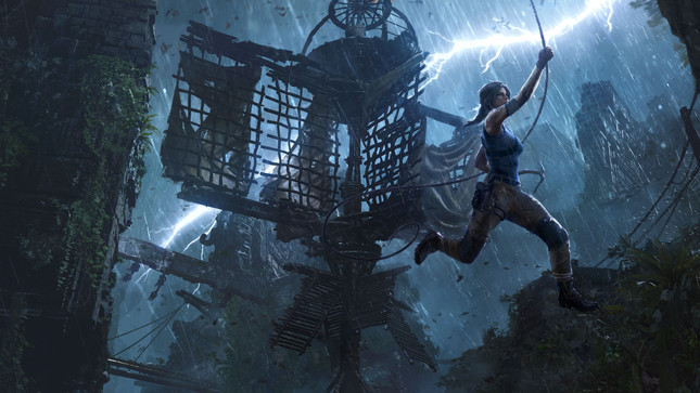 New Shadow Of The Tomb Raider DLC coming next week