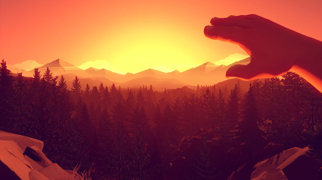 Firewatch dev convinces gamer not to get a refund