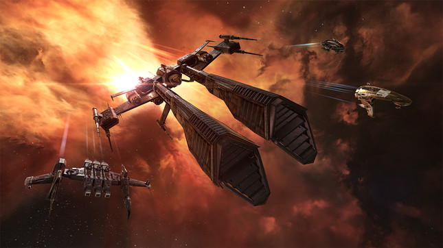 Eve Online to go free-to-play after 13 years