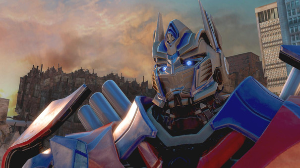 Transformers: Rise of the Dark Spark is coming in June