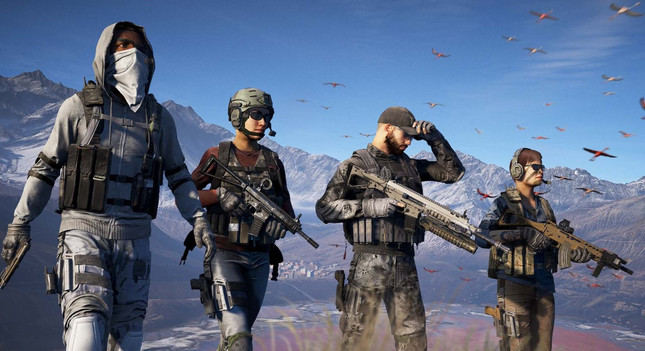 Bolivia files formal complaint over Ghost Recon Wildlands