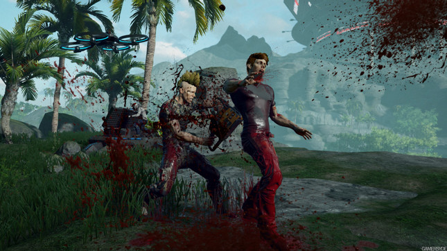 Ultraviolent survival game The Culling drops next month