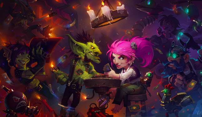 Blizzard reveals first Hearthstone expansion: Goblins vs. Gnomes