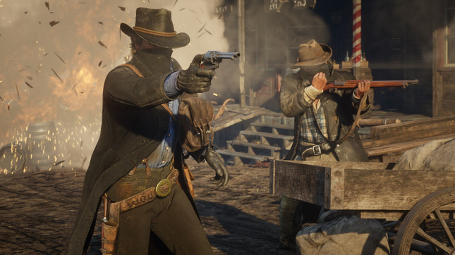 Red Dead Redemption 2 rumoured to ship on 2 discs