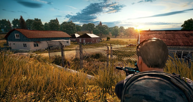 PUBG Xbox One patch takes aim at visuals, performance