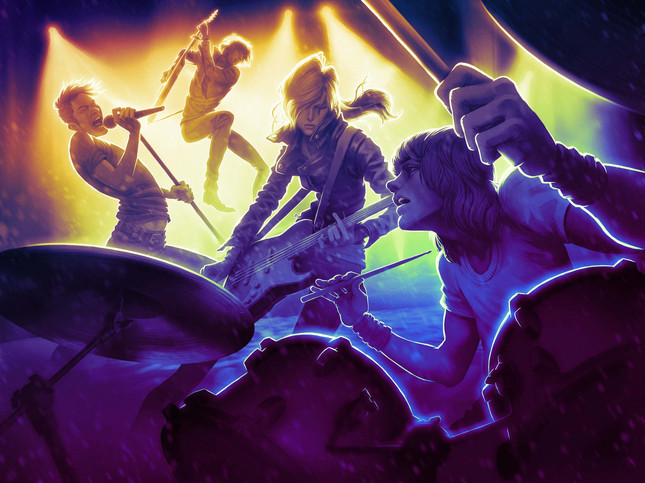 Rock Band 4 announced, will work with old songs and instruments