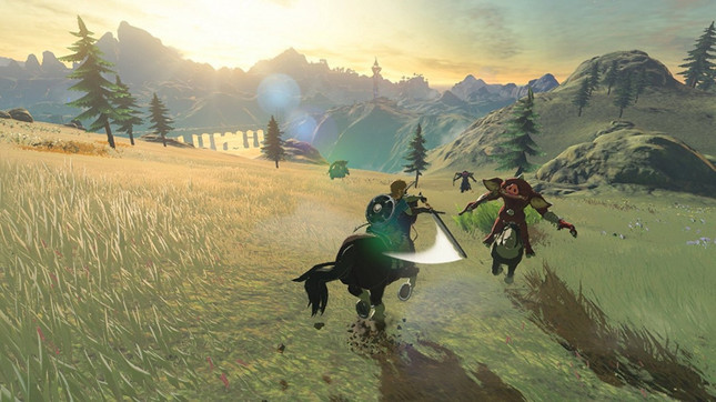 Switch and Breath of the Wild break Nintendo sales records
