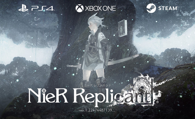 Square Enix announces NieR Replicant remaster