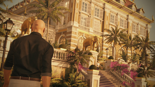 Hitman's next target is a Bangkok rocker