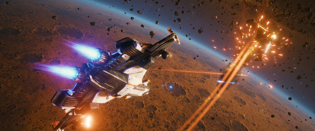 "Everspace dev: influencers ""just shit at playing the game"""