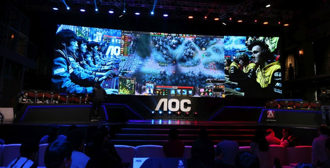 AOC eyes up players with new gaming monitor range