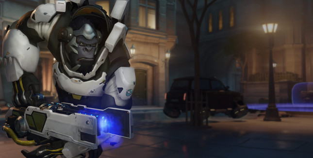 Meet Overwatch's Winston in this 8-minute animated short