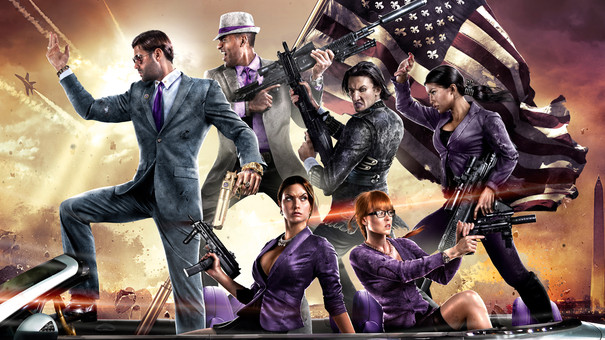 UPDATED: Saints Row IV refused classification in Australia