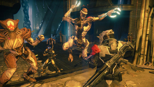 Destiny is the most pre-ordered new IP in history