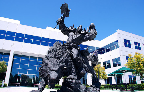 "Blizzard has a ""top secret"" game to announce in 2014 - report"