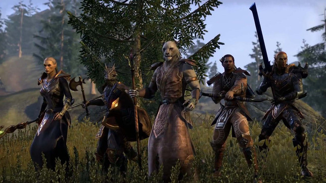 The Elder Scrolls Online: Tamriel Unlimited launches on XO and PS4