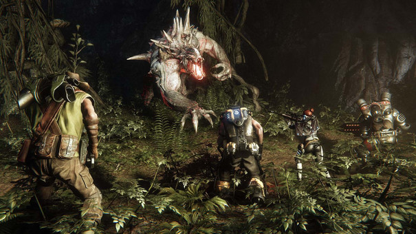 Sci-fi co-op FPS Evolve hits new-gen and PC Oct. 21