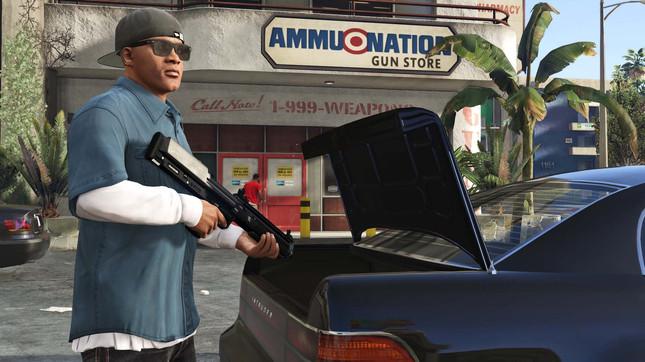 Grand Theft Auto V PC comes with a powerful video editor