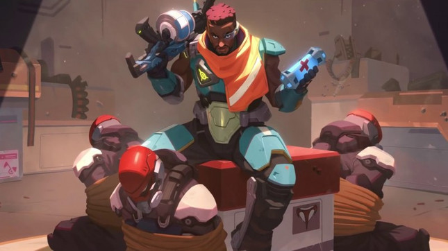 Overwatch's new hero is a support called Baptiste