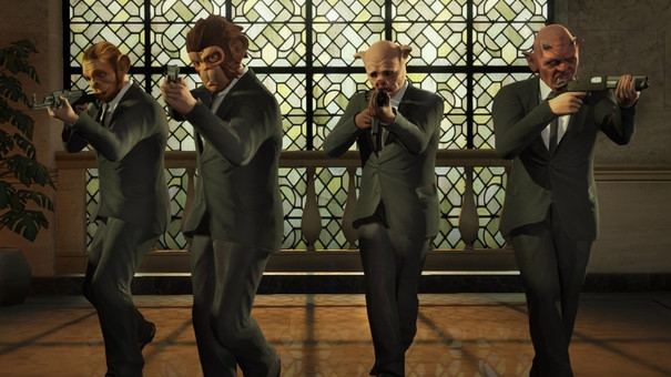 Rockstar unveils GTA Online: customisation, content creation, a stockmarket