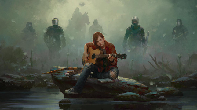The Last of Us 2 is not currently in development