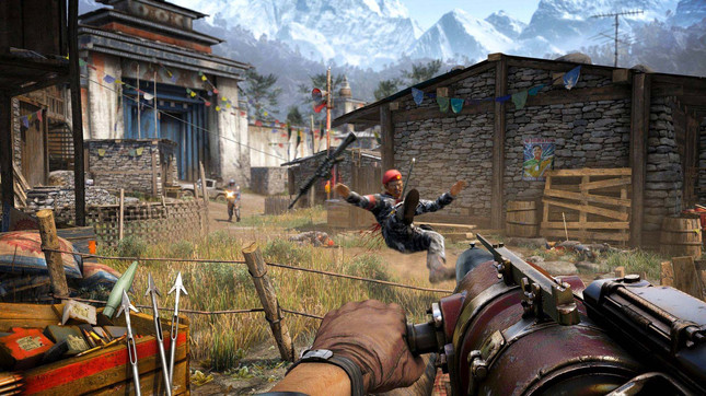 Linear games suffer in the Let's Play era – Far Cry 4 dev