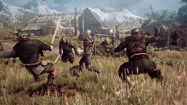 The Witcher 3 on Xbox One to feature dynamic resolution