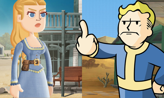 "Bethesda sues Westworld developer for ""blatant rip-off"""