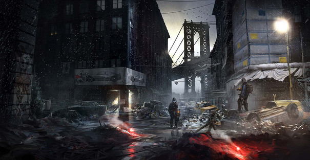 """The Division delayed to 2015: """"We don't want to compromise on quality"""""""
