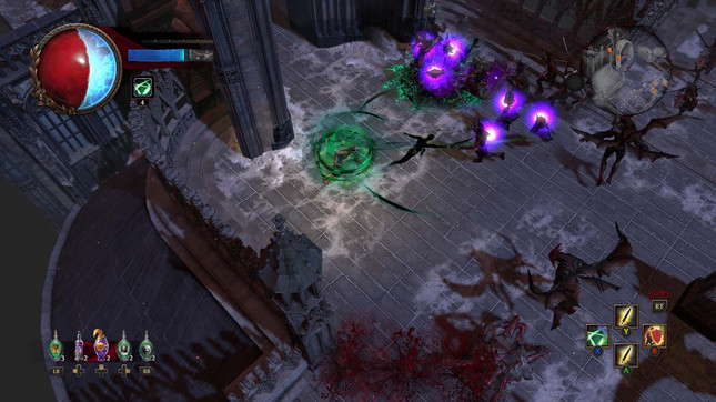 Path of Exile slashes its way onto Xbox One this week