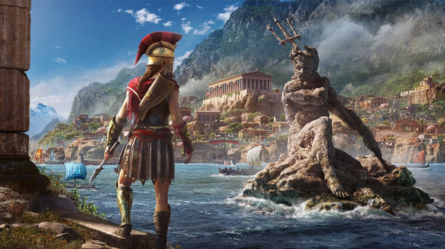 Alexios Comes to Amazon Echo for Assassin's Creed Odyssey