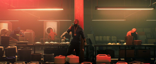 RocketWerkz teases Living Dark, a neo-noir adventure