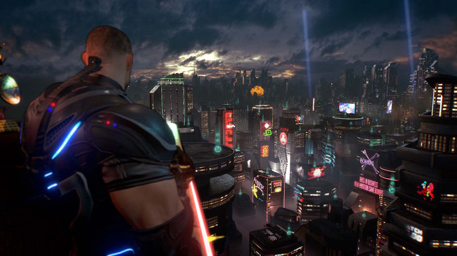 Crackdown 3 delayed to autumn 2018