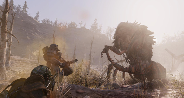 Bethesda tells Fallout 76 fans to expect problems