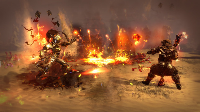 Path of Exile is coming to PS4 next month