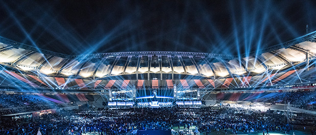 League of Legends World Championship watched by 27 million