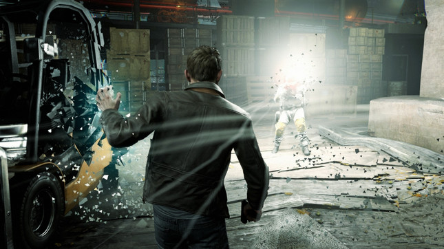 Neither of Remedy's next two titles are Alan Wake 2