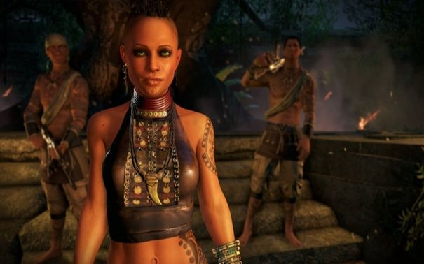 Ubisoft had a great financial year thanks to Far Cry 3 and Assassin's Creed III