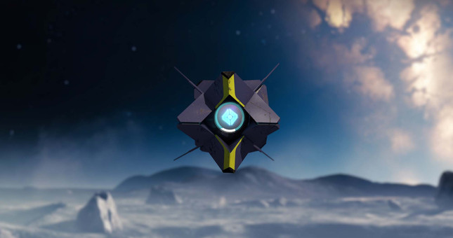 Destiny's Ghost was almost a comic relief character