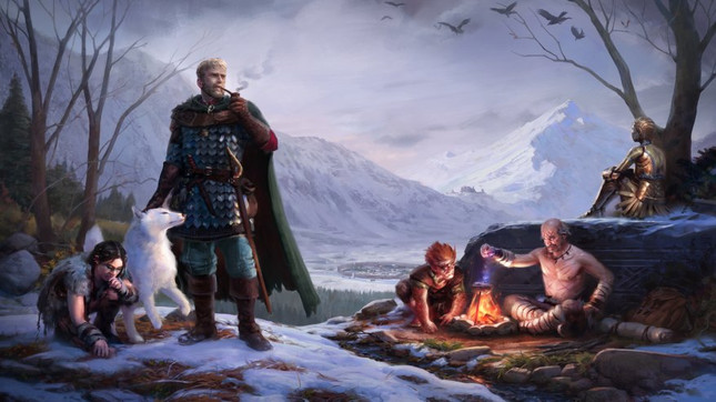In Pillars of Eternity 3.0, it's Story Time (or not)