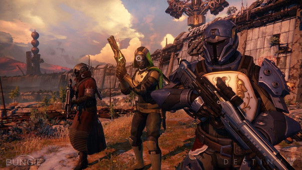 Moving from Halo to Destiny was liberating, says Bungie