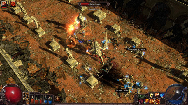 Path of Exile doubles player base in nine months, peaks at number three on Steam