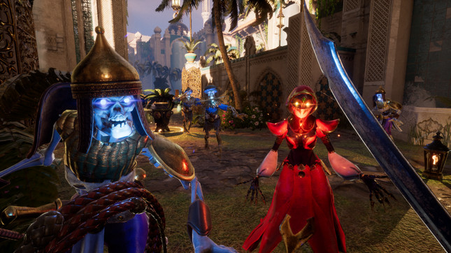City of Brass is coming to Nintendo Switch next month