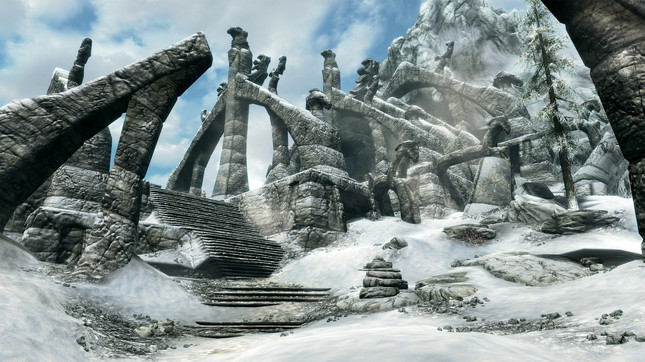 Mods coming to Skyrim and Fallout on PS4, with a catch