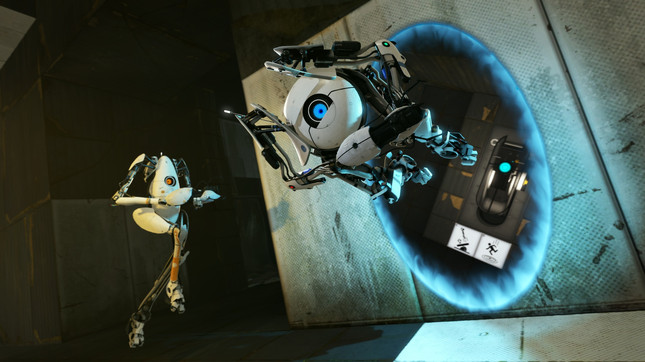 Portal 2 writer Jay Pinkerton has rejoined Valve