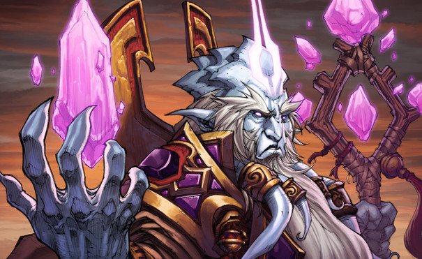 New World of Warcraft expansion Warlords of Draenor revealed