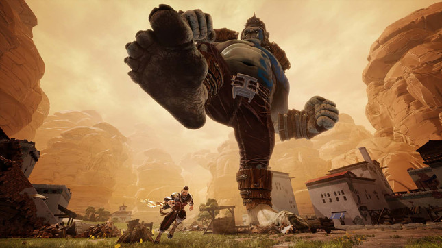 Giant smasher Extinction gets an April release date