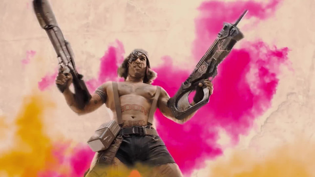 Rage 2 officially announced with terrible song trailer