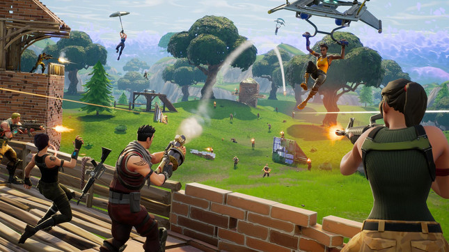 Fortnite is getting an optional 60fps mode on consoles